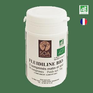 Fluidiline complément alimentaire agriculture biologique (certifié AB)