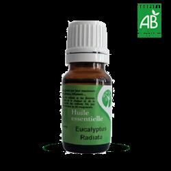 Huile essentielle Eucalyptus radiata BIO AGRICULTURE BIOLOGIQUE