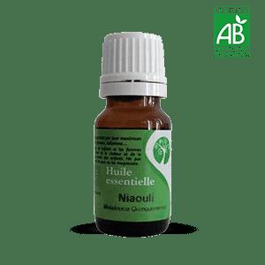 Huile essentielle niaouli BIO AGRICULTURE BIOLOGIQUE