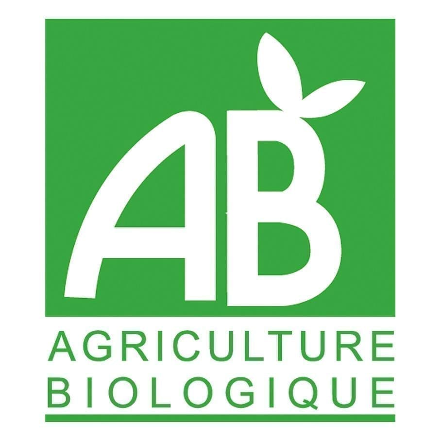 Logo cosmétiques label agriculture biologique