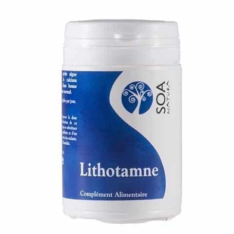 Lithotamne soins articulations