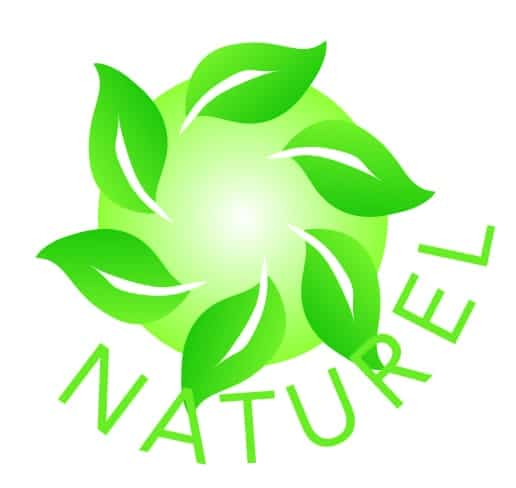 Logo cosmétiques naturels