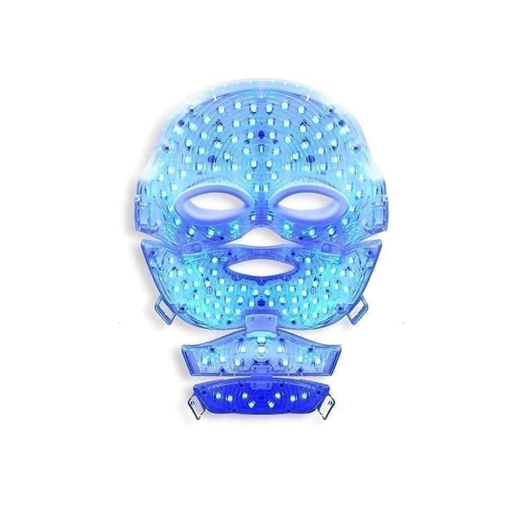 Appareil lumière rouge - masque photothérapie dynamique leds bleus