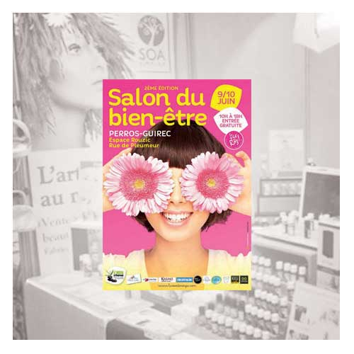 Salon SOA NATURA Perros Guirec