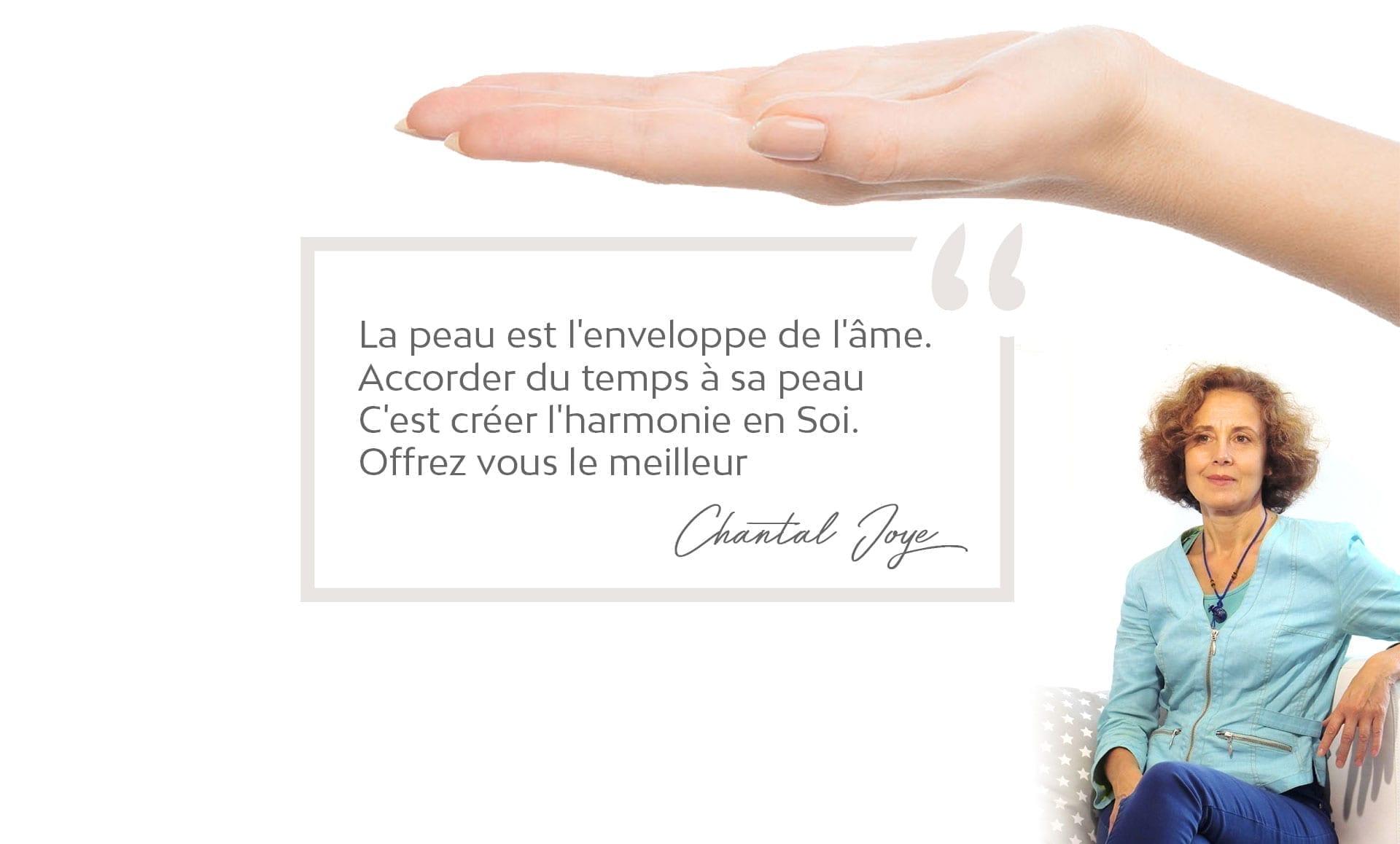 Chantal Joy SOA NATURA