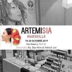 Salon Artémisia Marseille 2019