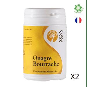 Onagre bourrache compléments alimentaires BIO AGRICULTURE BIOLOGIQUE