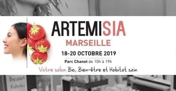 Affiche artémisia Marseille 2019