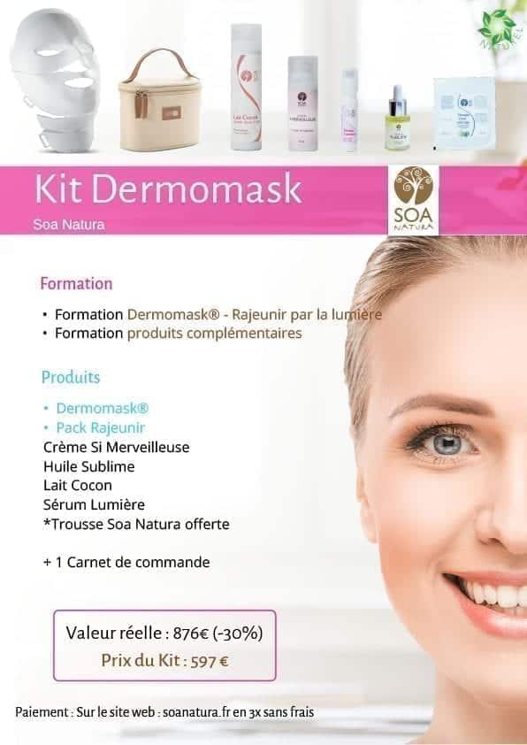 Kit Dermomask
